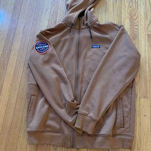 Patagonia Seattle Ballard Store custom hoodie XL